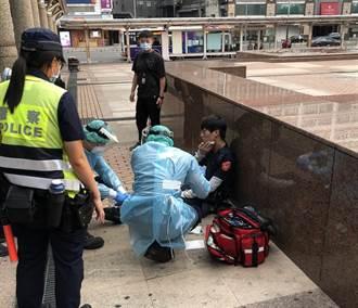 無罩竊盜通緝犯自稱特務 台北車站持刀砍傷2警下場出爐