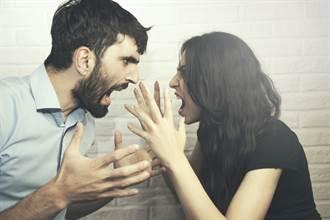 最氣像對著牆壁自言自語 「求求你 乾脆對我發脾氣算了」