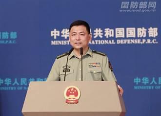 解放軍最大規模軍機入台空域 陸國防部:必要行動