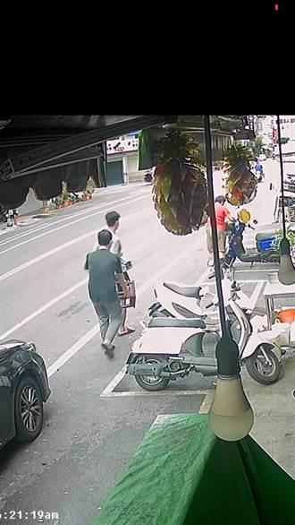 台東市滷味店遭砸 警方掌握2嫌涉案