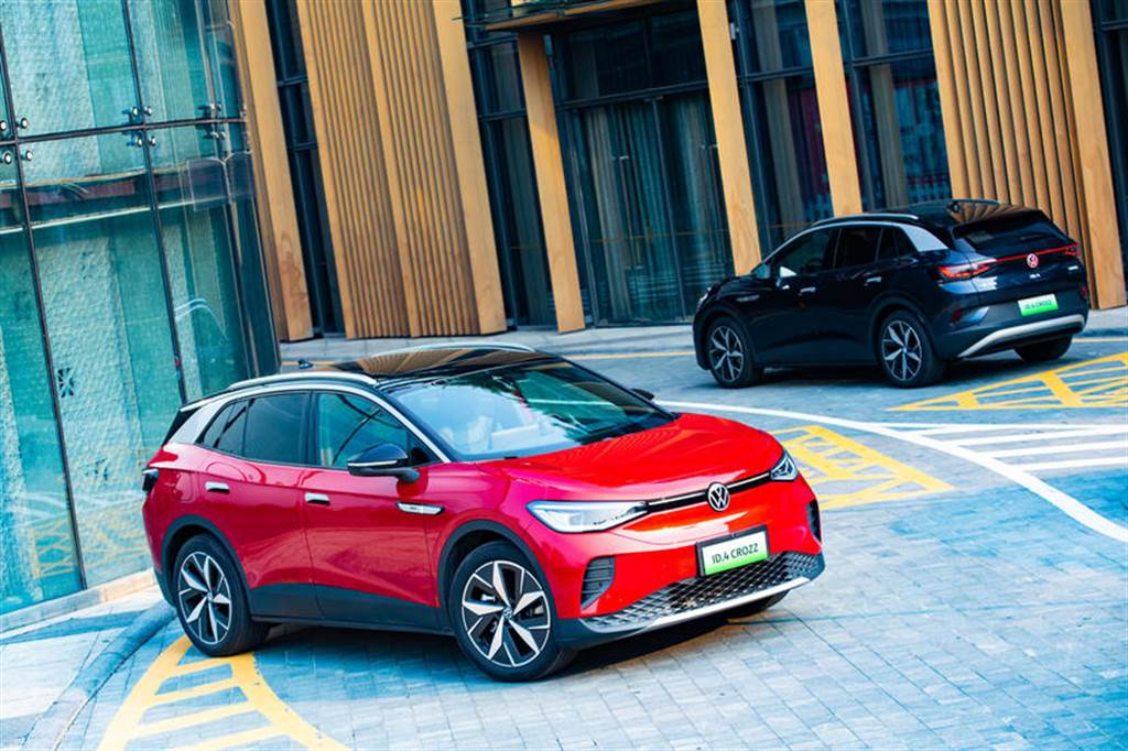 福斯 ID.4 電動車在中國大陸碰壁:銷量不及歐洲市場 1/4,九成工廠產能閒置中