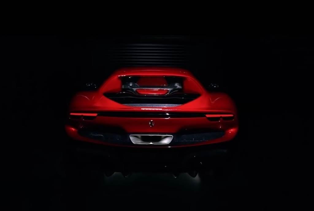 深度剖析Ferrari 296 GTB更緊湊,更進化的駕駛樂趣