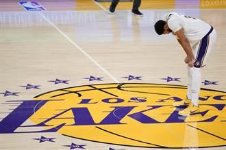 NBA》魔術強生建議一眉哥改打中鋒 湖人要找新PG