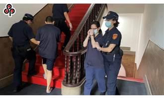 23年前絞殺少女被逮 法官裁定延押2月