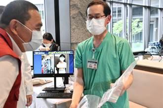 北市牙醫師染疫  侯友宜強調要這麼做才能有效控制疫情