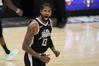 NBA》拒讓太陽西決聽牌 喬治領軍快艇扳回一城