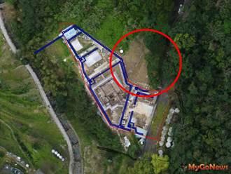 台北首創無人機 監測坡地工程無接觸施工管理