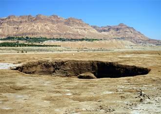 中東沙漠發現百萬年「地獄之井」 未曾有人到過洞穴底