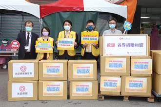 疫情中的暖流 永慶捐贈防疫物資幫助社區與醫護!