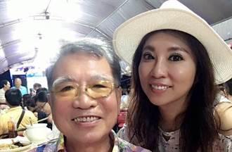 80歲廣播教父施打AZ疫苗 歌手女兒陳思安曝身體狀況