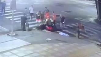 艋舺公園醉酒起衝突 10街友違法群聚打人