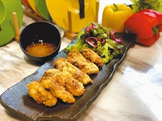 六福萬怡主廚教撇步 日式炸牡蠣在家輕鬆做