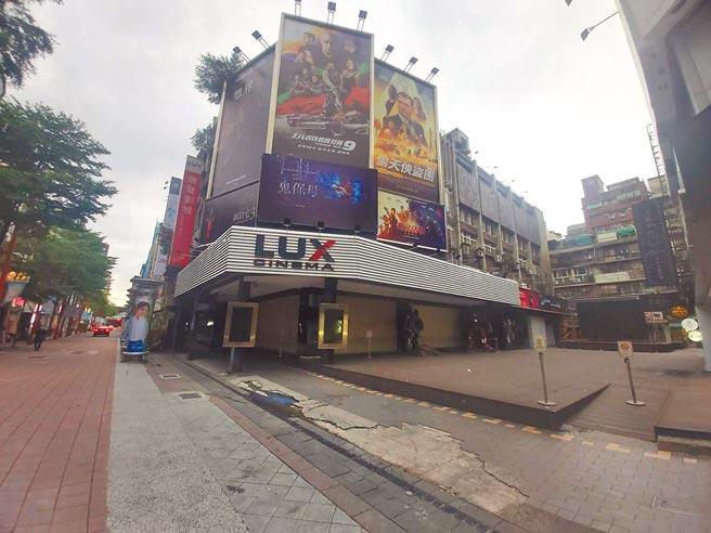 樂聲影城期待疫情早日結束,重新迎接戲院開放的那天。(業者提供)
