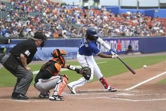 MLB》大谷也難追 小葛瑞洛第26轟出爐