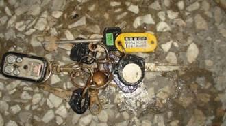 警官靠1串鑰匙 解開5年前車城海邊無名女屍身分之謎