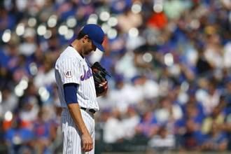 MLB》終於變回凡人 迪葛朗今年首度單場失2分