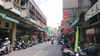 台南市鬧區26日現人潮 27日確診數暴增人潮又驟減
