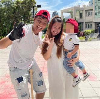 中職》不只湊成「好」字 陳凱倫將迎雙胞胎女兒