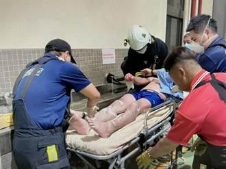 大埔美科技大廠傳公安意外 工人二度燒燙傷送醫