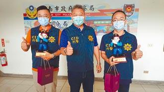 台南最漫長的巡官路 15警員等了2年