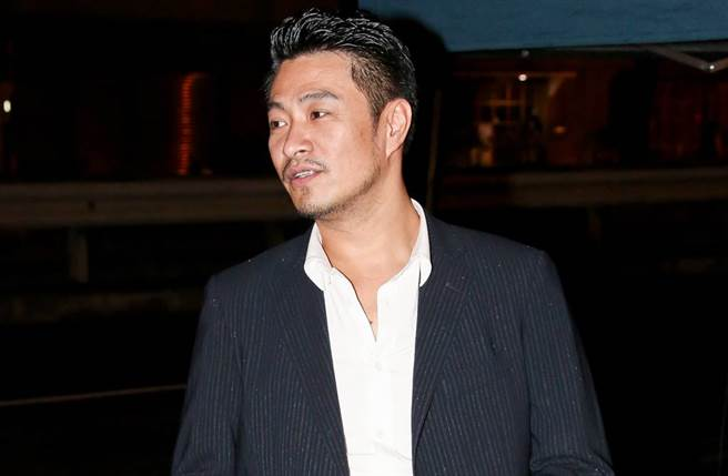 劉漢強45歲奉子成婚。(圖/本報系資料照)