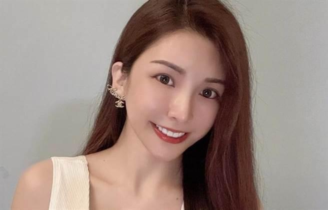 女星Lala蘇心甯,在Instagram擁有51萬粉絲追蹤。(圖/蘇心甯IG)