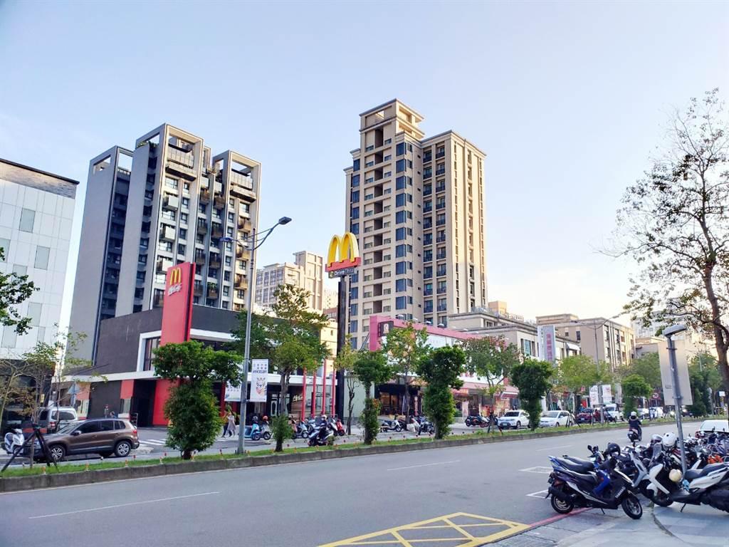 關埔生活圈是科技新貴最愛的生活聚落,也是新竹縣市交易最夯的房市熱區。(圖/有巢氏房屋新竹竹科關新加盟店提供)