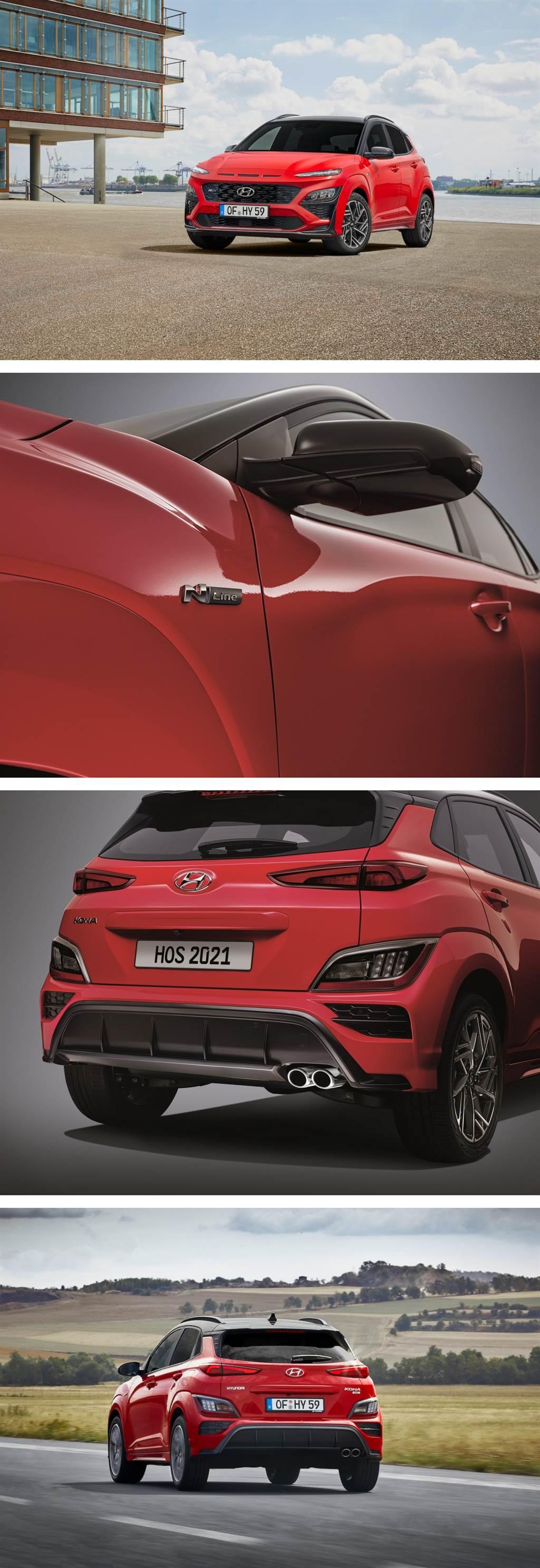 較預接單降幅達1.1萬元、Hyundai 小改款 KONA/KONA N Line 84.9萬起三規格登場