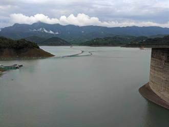 曾文水庫水情殺進前段班 與烏山頭蓄水量合計破3億噸