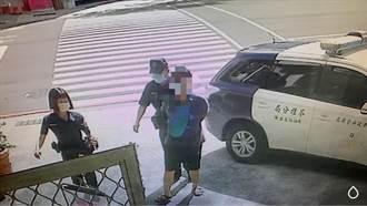 高雄無業天兵超商偷點數 花近千元車資卻遭逮