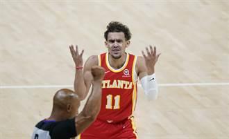 NBA》裁判出「黑腳」?崔楊扭傷腳踝退場成G3關鍵