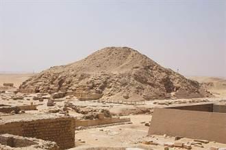 埃及尋奇 烏納斯金字塔