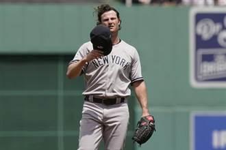 MLB》寇爾最慘烈一役 洋基大敗遭紅襪橫掃