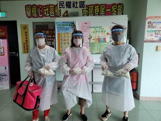 社區防疫志工守護獨老 盼爭取優先施打疫苗