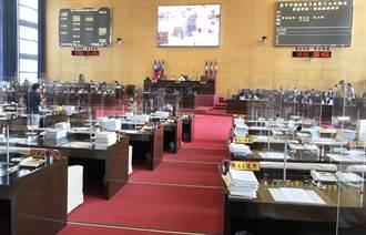中市議會決定順延到8/3起恢復開會 民進黨團持不同意見