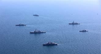 不顧俄國抗議 烏克蘭與美國展開黑海軍演