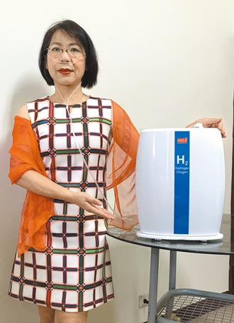台灣美百氫氧機 助緩解運動後疲勞