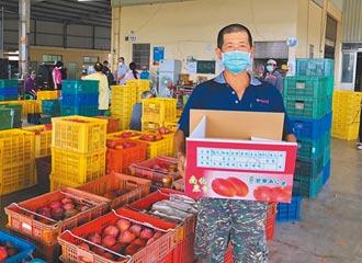 挺芒果農 華銀採購520箱贈第一線醫護