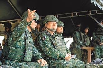 軍政副部長人選 可望回歸文職