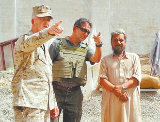 誰來經理阿富汗?