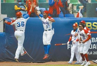 多明尼加搶門票 東奧棒球6強底定