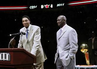 NBA》皮朋記恨27年 揭發「禪師」是種族歧視者