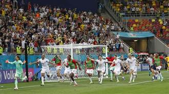 歐國盃》瑞士寫83年驚奇 PK戰逆轉淘汰法國