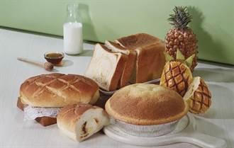 85度C防疫麵包開賣 回烤加熱更美味