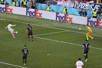 歐國盃》8球大戰 西班牙延長賽擊敗克羅埃西亞