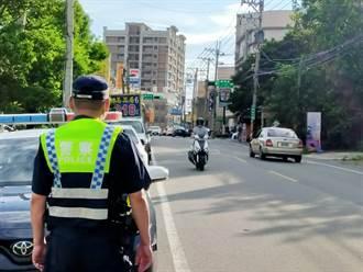 交通事故頻傳 大園分局規畫路安專案加強取締違規