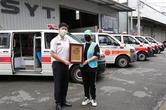 活力平台協助竹縣救護車改裝「隔離氣密艙」 落實分艙分流