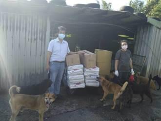 毛寶貝幸福委員會 助5500隻狗安飽