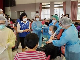 雲林莫德納疫苗7月2日開打 年齡門檻由各公所評估