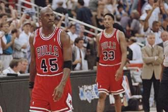 NBA》皮朋抱怨喬丹自私 去年紀錄片後沒再說過話